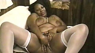 Busty mature lady..
